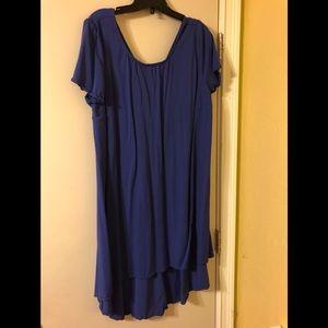 Torrid Hi-Lo Dress
